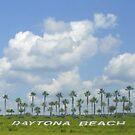 Daytona Beach 2 by Paula Parker