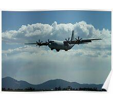 C130 Hercules - Australian International Airshow 2005 Poster