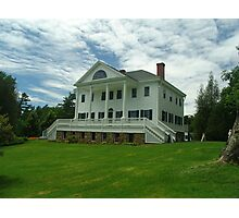 Uniacke House Photographic Print