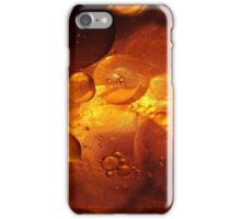 Oil buttons iPhone Case/Skin