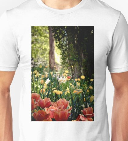 Tea cups Unisex T-Shirt