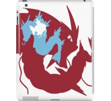Pokemon At the Heart of Gyrados iPad Case/Skin