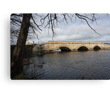 Ross Bridge Tasmania Canvas Print