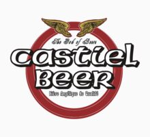 Brewhouse: Castiel Beer Kids Tee