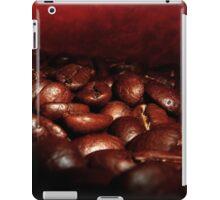 Coffee beans iPad Case/Skin