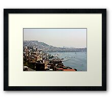The Bay of Naples Framed Print