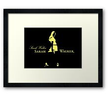 Brewhouse: Sarah Walker Framed Print