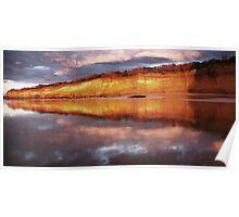 """""""Morning Light"""",Anglesea,Great Ocean Road,Australia. Poster"""