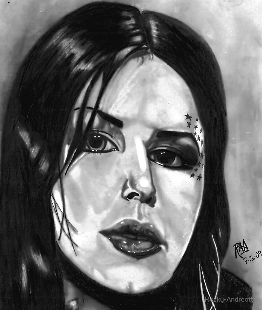 KAT VON D by Rocky-Andreotti