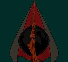 Deathly Hallows by Nana Leonti