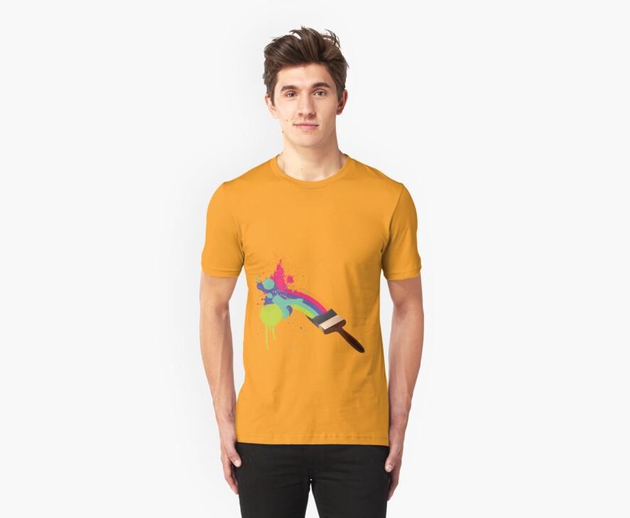 paint a rainbow by teegs