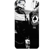 Bikers In Tesco iPhone Case/Skin