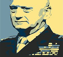 """General James """"Chaos"""" Mattis by Midknightmoon"""