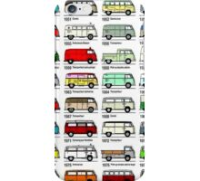 Time Line iPhone Case/Skin