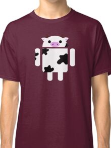 Droidarmy: Who let the cows out? Classic T-Shirt