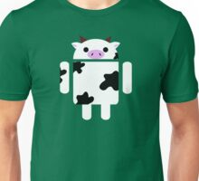 Droidarmy: Who let the cows out? Unisex T-Shirt