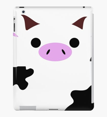 Droidarmy: Who let the cows out? iPad Case/Skin