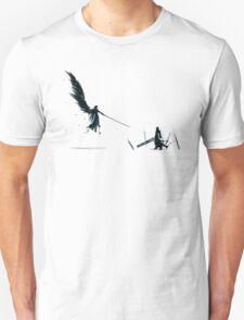 Cloud versus Sephiroth T-Shirt