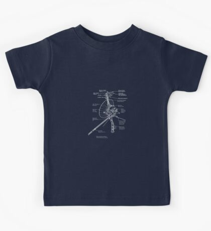 Voyager Schematic Kids Clothes