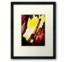 Spy Framed Print