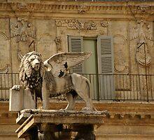 Verona Lion by Sturmlechner