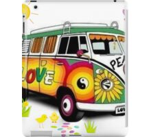 Love Bus iPad Case/Skin
