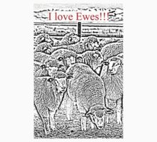 I Love Ewes!!! by grubbanax