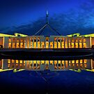 Parliament House  by DaveBassett