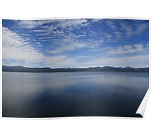 Macquarie Harbour - Strahan - Tasmania Poster