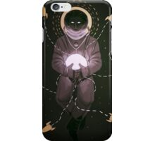Space Dweller (2) iPhone Case/Skin
