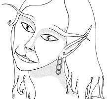 Fairy Lass by Gavin L. O'Keefe