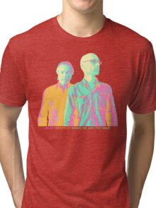 Inside We Are The Same Psychedelic Tri-blend T-Shirt