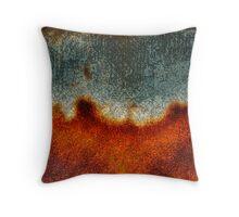 Studying Rust Throw Pillow