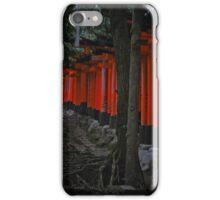 Looking in on Inari iPhone Case/Skin