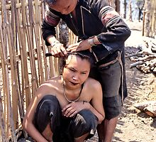 Shaved by John Spies