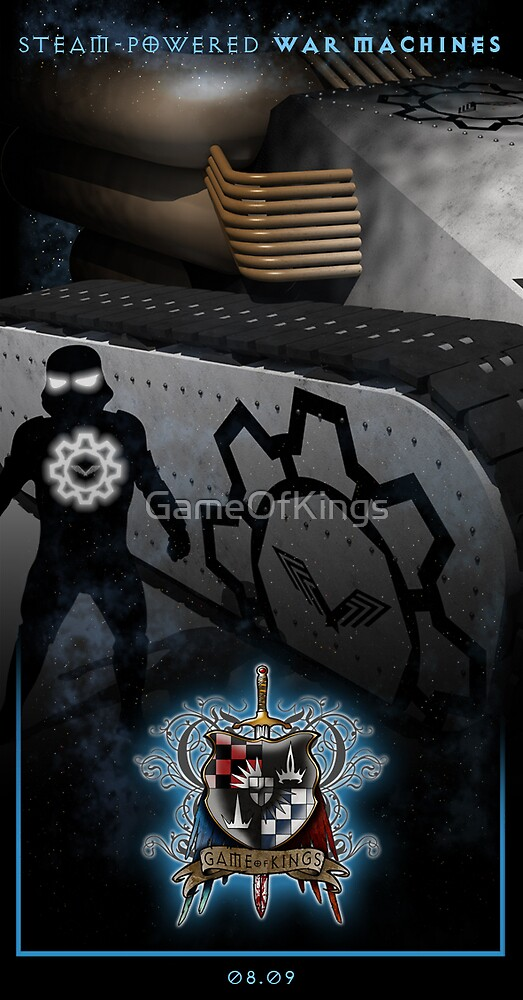 Game of Kings, Wave Four Preview - the White Queen-Rook's Pawn by GameOfKings