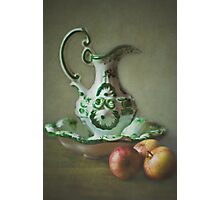 J is for...........Jug Photographic Print