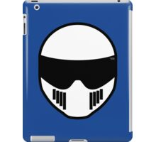 The Stig - Stig's Head iPad Case/Skin