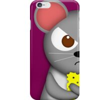 My cheese, not your cheese iPhone Case/Skin