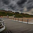Saltburn Pier by KathO