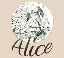 Alice by Mike Paget