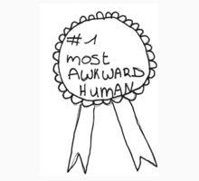 #1 most awkward human Kids Clothes
