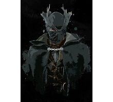 Hunter Splatter - Bloodborne Photographic Print