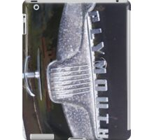 Old mobile iPad Case/Skin