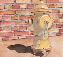 Hydrant by Ken Powers