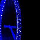 My Eye On London's Eye by Bryan Freeman