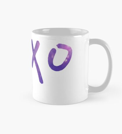 XOXO Space Mug