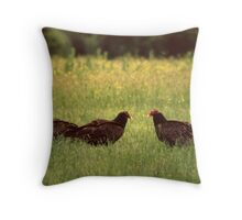 "53000-17   ""DOUBLE, DOUBLE TOIL AND TROUBLE;"" Throw Pillow"