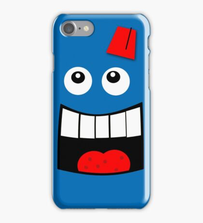 Dr FACE iPhone Case/Skin