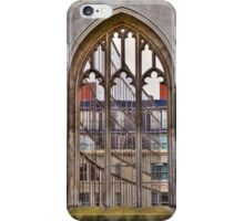 The Windowless Window - St Dunstan in the East - London iPhone Case/Skin